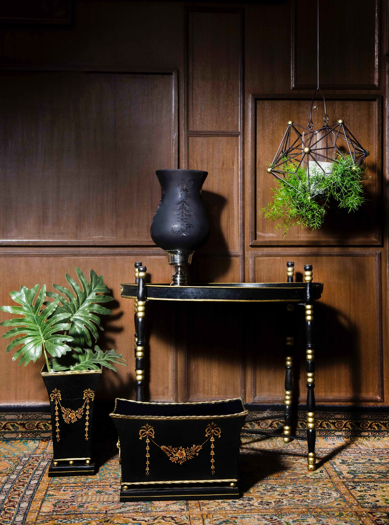 accent items used in home decor